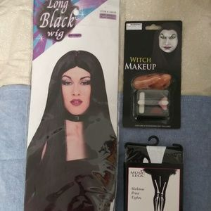 Witch Set - Tights Choice